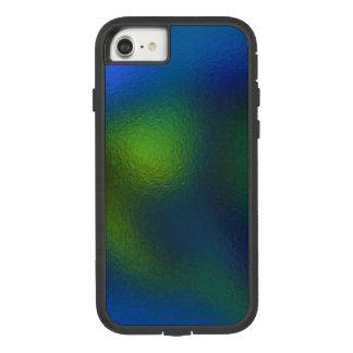 Le verre tordent (11 de 12) (le vert) coque Case-Mate tough extreme iPhone 8/7