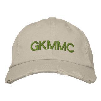 Le vert adoube le casquette de MMC