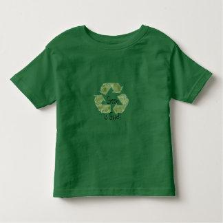 Le vert est bon ! t-shirt pour les tous petits