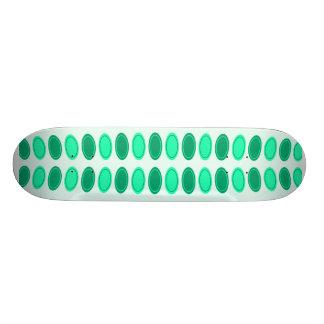 Le vert vont planche à roulettes skateboard customisable