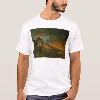 Le Vésuve éclatant T-shirt