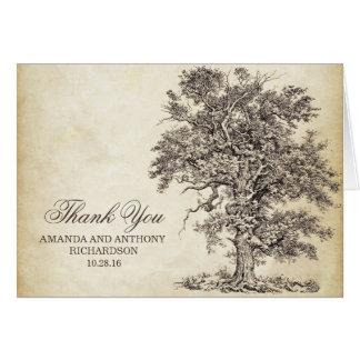 Le vieux cru de chêne vous remercient des cartes