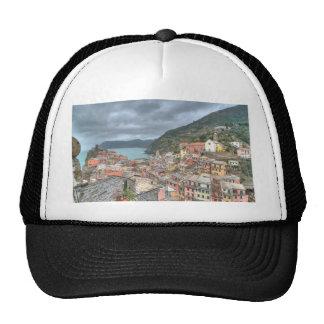 Le village de pêche de Vernazza Cinque Terre AIE Casquettes