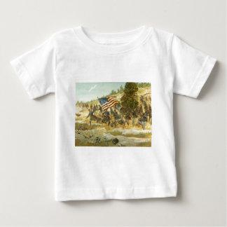 Le vingtième Maine par H. Charles McBarron T-shirt Pour Bébé