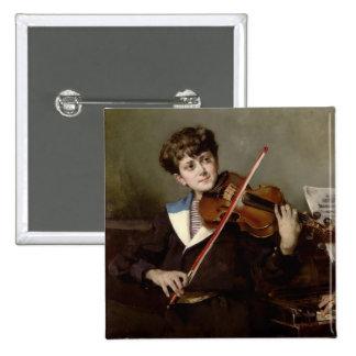 Le violoniste pin's