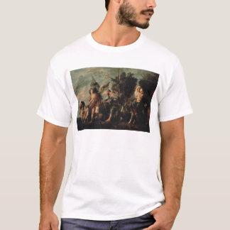 Le vol en l'Egypte, XVIIème siècle T-shirt