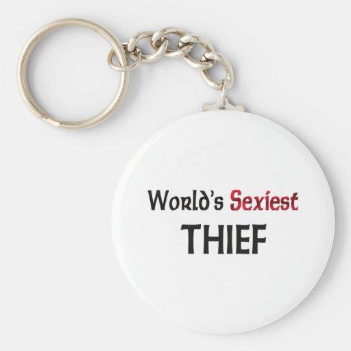 Le voleur le plus sexy du monde porte-clés
