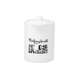 Le volleyball est excellent