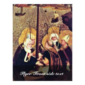 Le voyage de mer du saint par Moser Lucas (le meil Prospectus Personnalisés