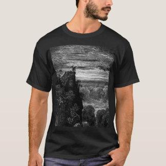 Le voyage de Satan - Gustave Dore T-shirt