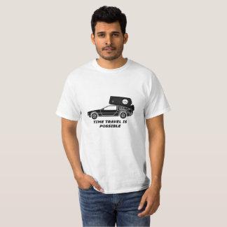 Le voyage de temps est possible t-shirt