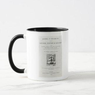 Le voyage du beagle mugs