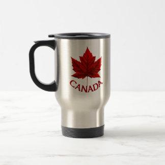 Le voyage du Canada attaque des tasses de souvenir