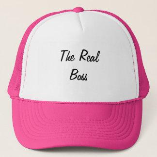 Le vrai casquette de patron