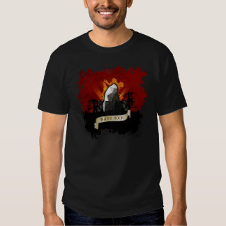 Le vrai hard rock ! t-shirts