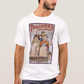 Le whisky écossais du professeur t-shirt