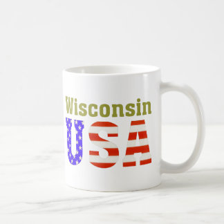 Le Wisconsin Etats-Unis ! Mug