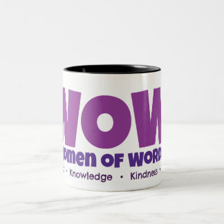 Le wow Deux-A modifié la tonalité la tasse