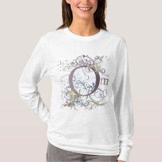 Le yoga parlent : L'OM de tourbillonnement T-shirt