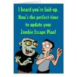 Le zombi drôle obtiennent bientôt la carte bonne