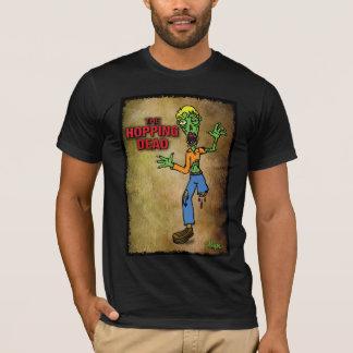 Le zombi mort de houblonnage t-shirt
