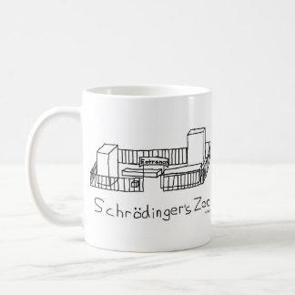 Le zoo de Schrodinger Mug Blanc
