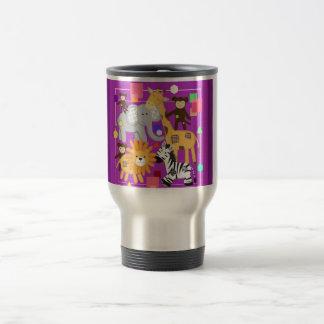 Le zoo mug