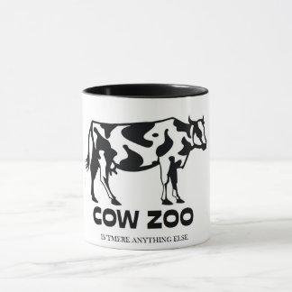 Le zoo unique drôle de vache est Tmere toute autre Mug