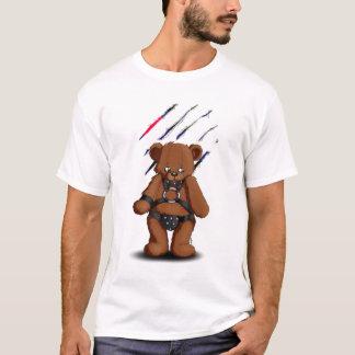Leather Gay bear T-shirt