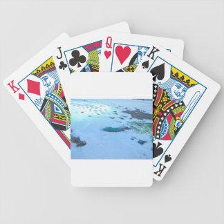 L'eau bleue par le potier de Phill Jeu De Cartes Poker
