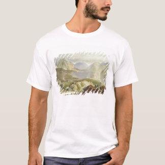 """L'eau de Wast, """"du secteur anglais de lac"""", 1853 T-shirt"""