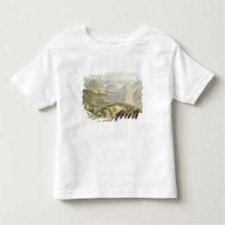 """L'eau de Wast, """"du secteur anglais de lac"""", 1853 T-shirt Pour Les Tous Petits"""