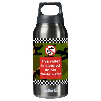 L'eau dosée