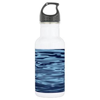 L'eau foncée