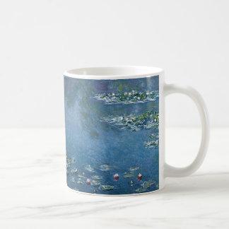 L'eau Lillies par Claude Monet Mugs