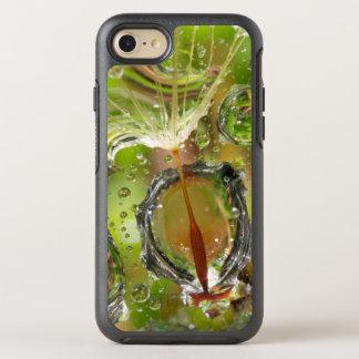 L'eau sur la graine de pissenlit, CA Coque Otterbox Symmetry Pour iPhone 7