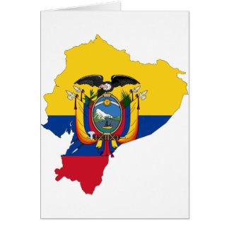 L'EC de l'Equateur Carte De Vœux