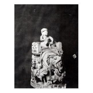L'échiquier de Charlemagne Carte Postale