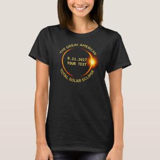 L'éclipse solaire totale 8.21.2017 Etats-Unis T-shirt