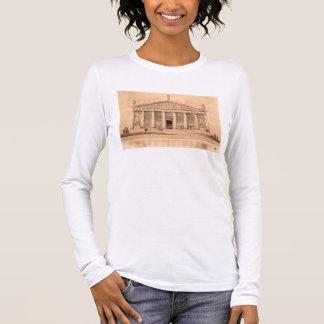 L'école d'équitation des gardes impériales, St T-shirt À Manches Longues