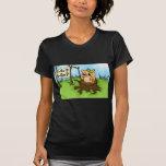 Leçon des maths de petit hibou t-shirt