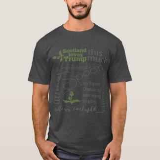 L'Ecosse insulte l'atout T-shirt