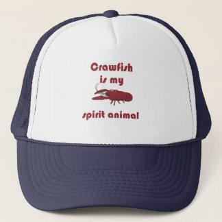 L'écrevisse est mon casquette drôle animal de