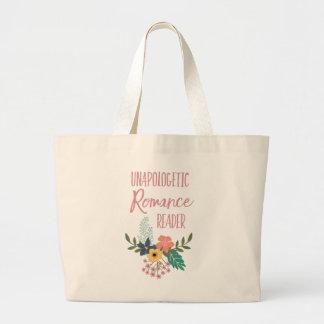 Lecteur Romance convaincu grand Fourre-tout Grand Sac