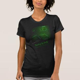 Lecture par la luciole - femmes t-shirt