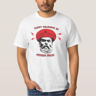 Lectures par psychique t-shirt