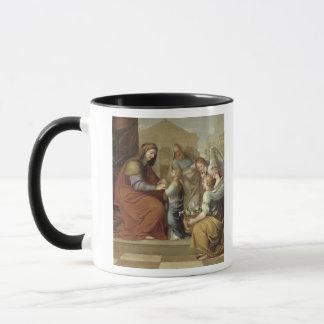 L'éducation de la Vierge, 1658 Mug