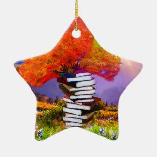 L'éducation sera toujours la base si n'importe ornement étoile en céramique