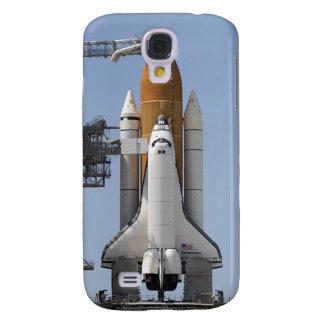 L'effort de navette spatiale repose prêt coque galaxy s4