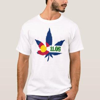Légalisation de pot du Colorado T-shirt